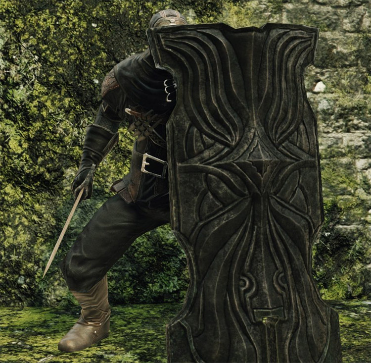 Greatshield of Glory in Dark Souls II