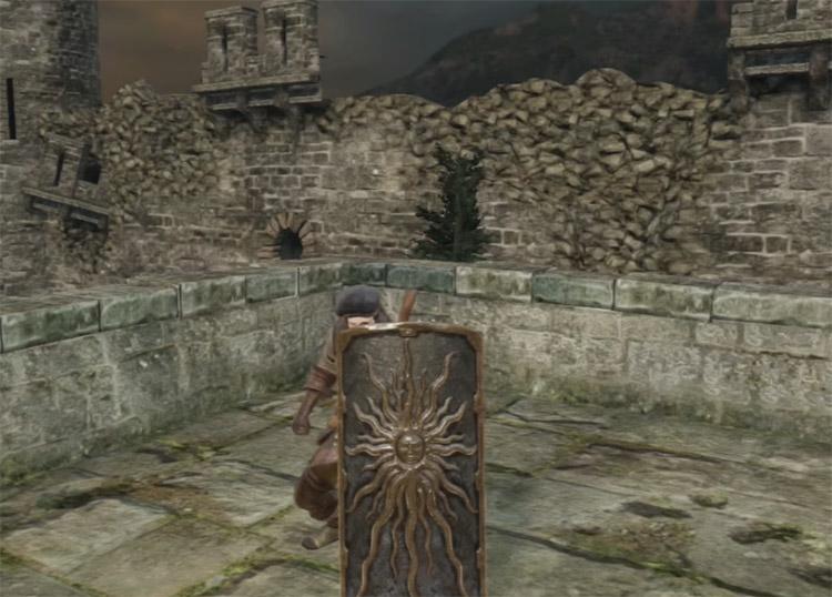 Tower Shield in Dark Souls II