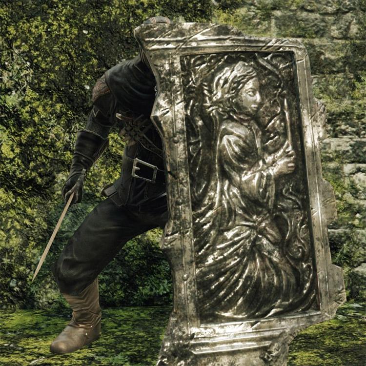 Reeve's Greatshield in Dark Souls II