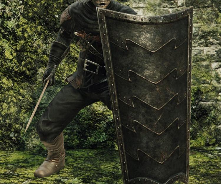 Pate's Shield in Dark Souls II