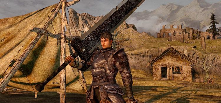 The Best Greatswords in Dark Souls 2 (Ranked)