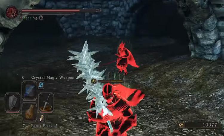 Drakeblood Greatsword in Dark Souls II