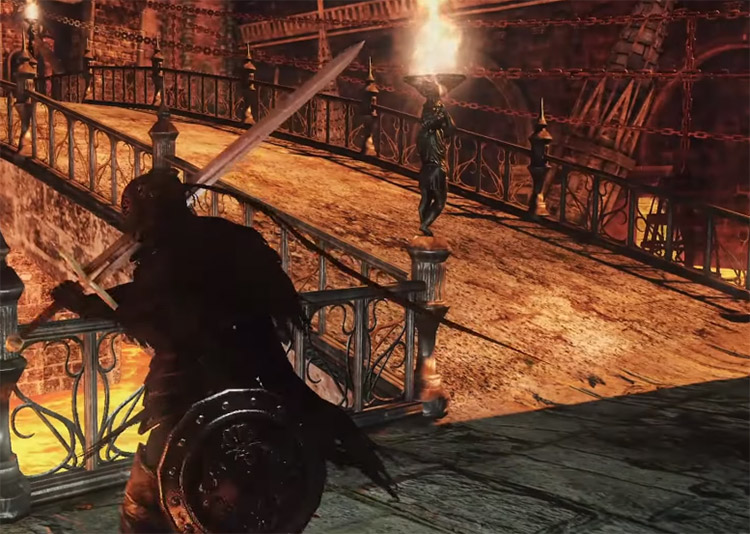 Claymore Weapon in Dark Souls II