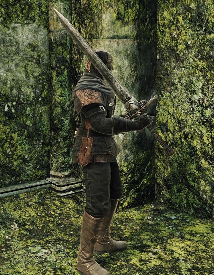 Drangleic Greatsword in Dark Souls II
