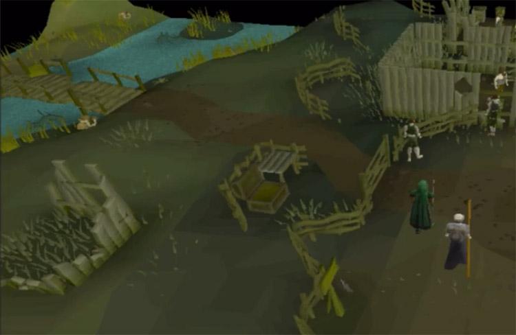 Burgh de Rott Screenshot in OSRS