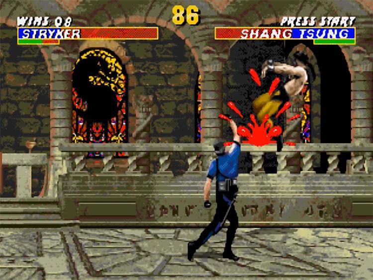 Ultimate Mortal Kombat 3 / Sega Genesis