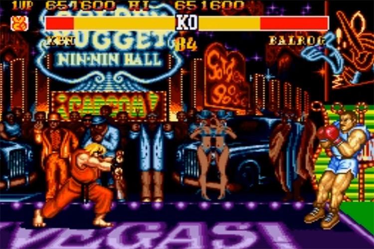 Street Fighter 2: Champion Edition screenshot