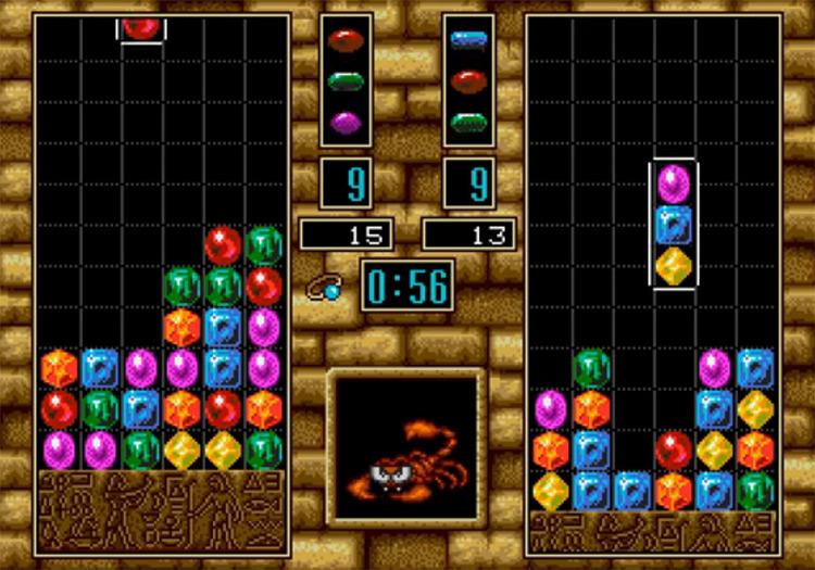 Columns 3: Revenge of Columns screenshot