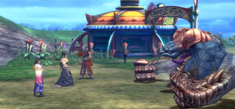 The Best Weapon Abilities in Final Fantasy X (And How To Get Them)