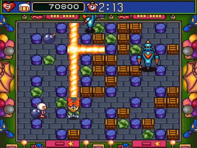 Super Bomberman 5 gameplay