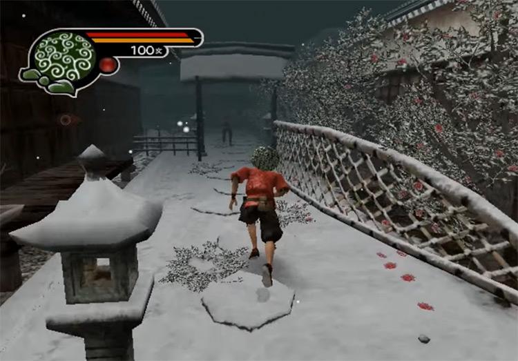 Kamiwaza gameplay on PS2