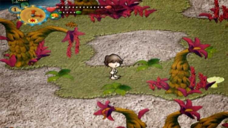 Endonesia PS2 screenshot
