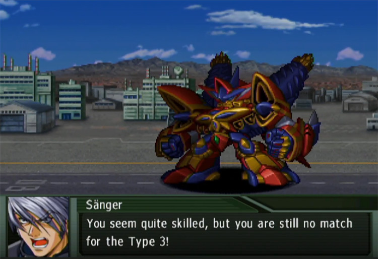 Super Robot Wars: Original Generations gameplay