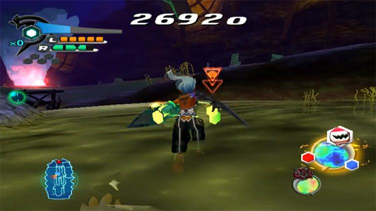Code Age Commanders: Tsugu Mono Tsugareru Mono for PS2
