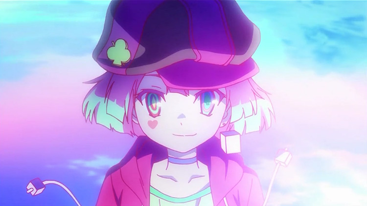 Tet from No Game No Life anime