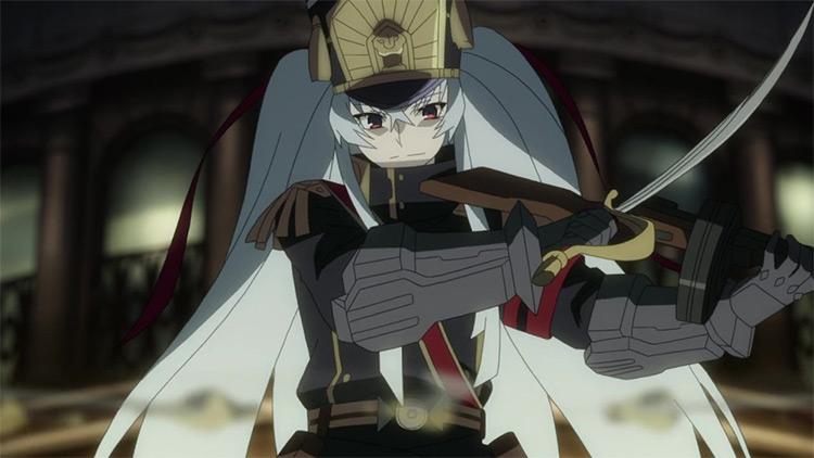 Altair in Re:Creators anime