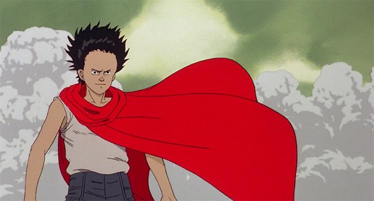 Tetsuo Shima in Akira anime