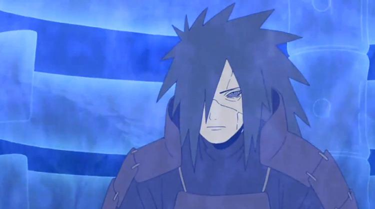 Madara Uchiha from Naruto: Shippuden