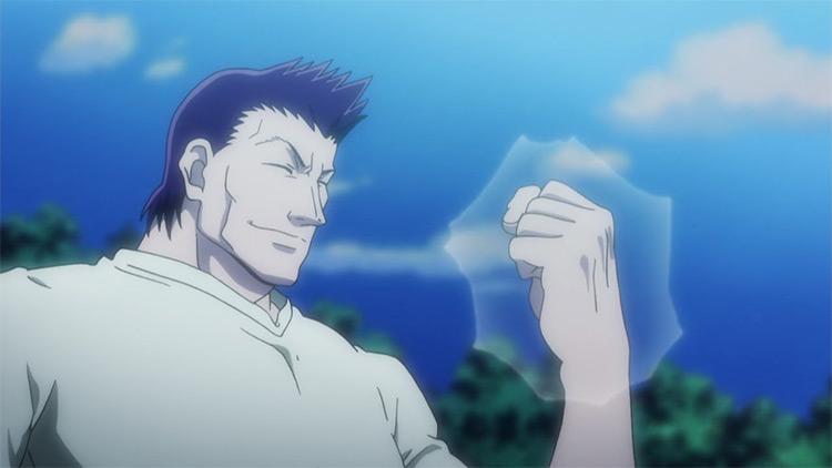 Razor HxH anime screenshot