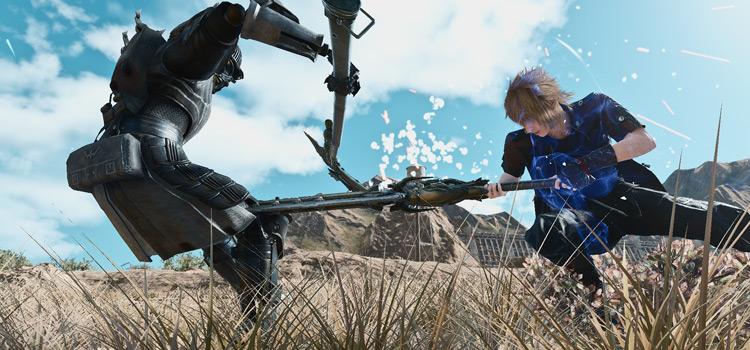 Character Overhaul Mod for Final Fantasy XV