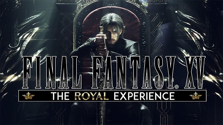 The Royal Final Fantasy XV Experience FFXV Mod