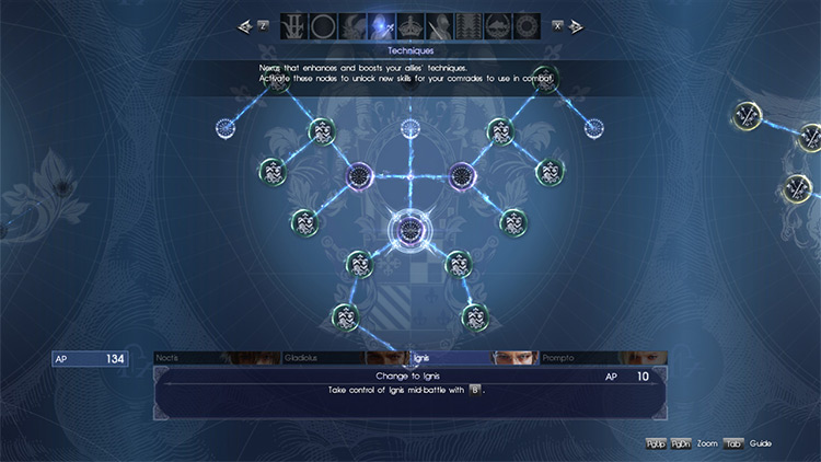 Rebalanced Ascension Mod FF15
