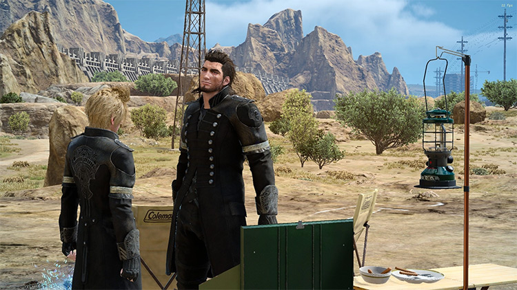ReShade for Low Settings FF15 Mod