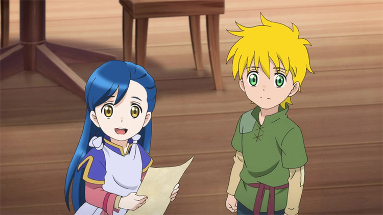Ascendance of a Bookworm anime