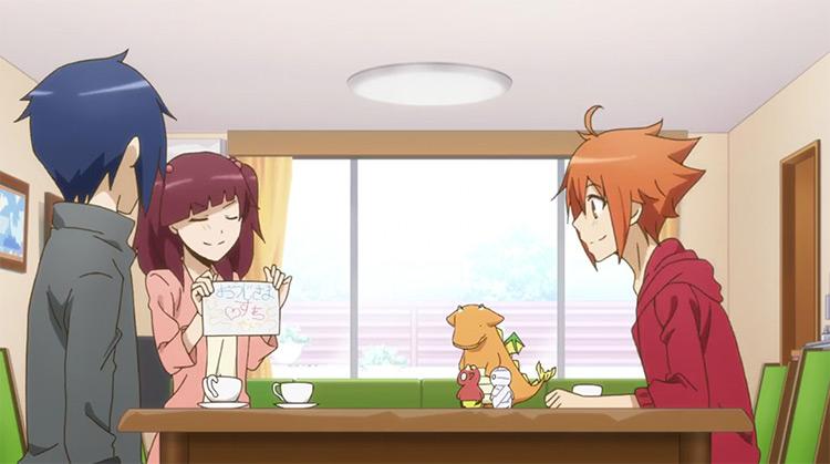How to Keep a Mummy anime screenshot
