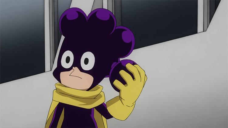 Minerou Mineta from My Hero Academia anime