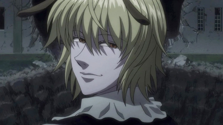 Shaiapouf in Hunter x Hunter anime