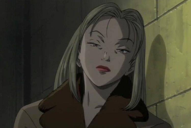 Eva Heinemann in Monster anime