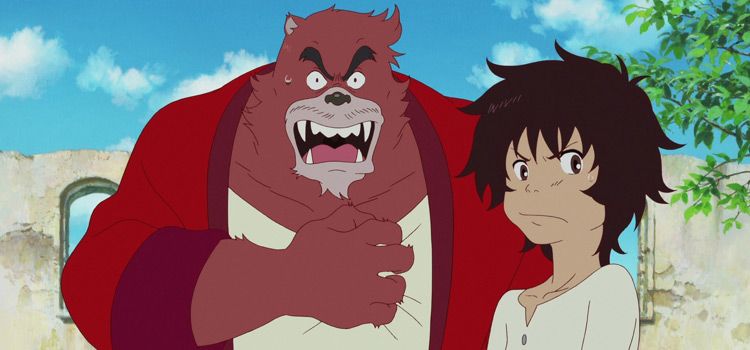 Boy and the Beast Anime Preview