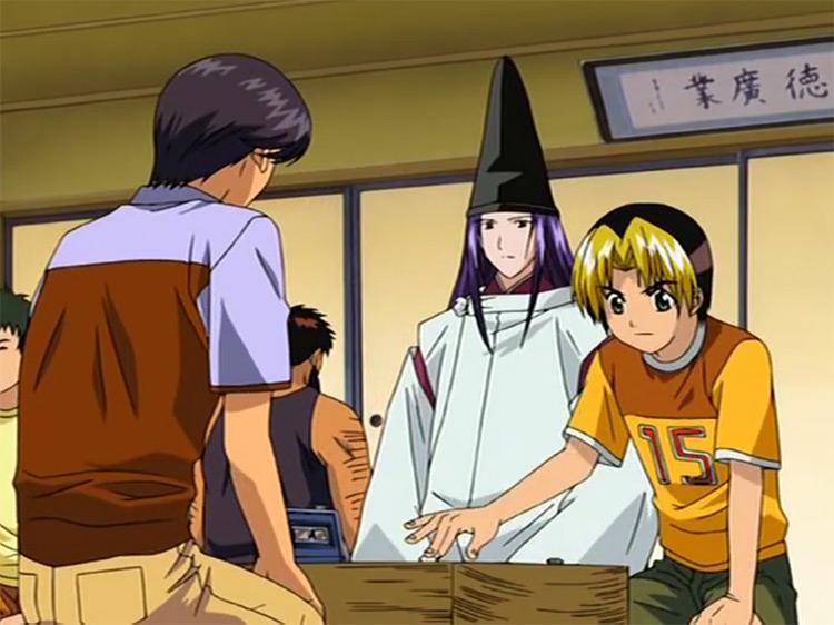 Go: Hikaru no Go anime