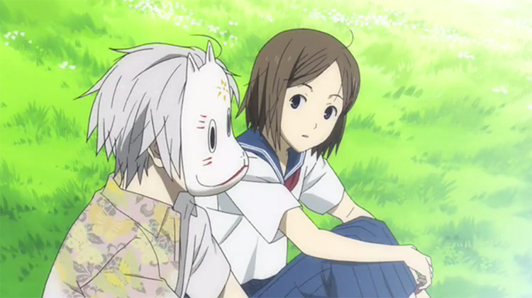 Hotarubi No Mori E anime