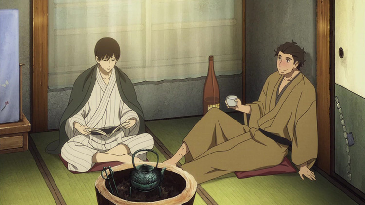 Shouwa Genroku Rakugo Shinjuu anime screenshot
