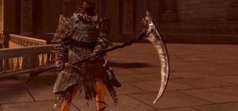 Lifehunt Scythe Preview from Dark Souls 1