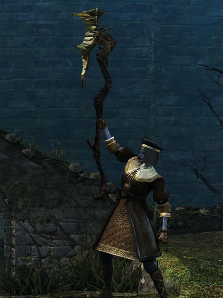 Manus Catalyst Dark Souls Remastered