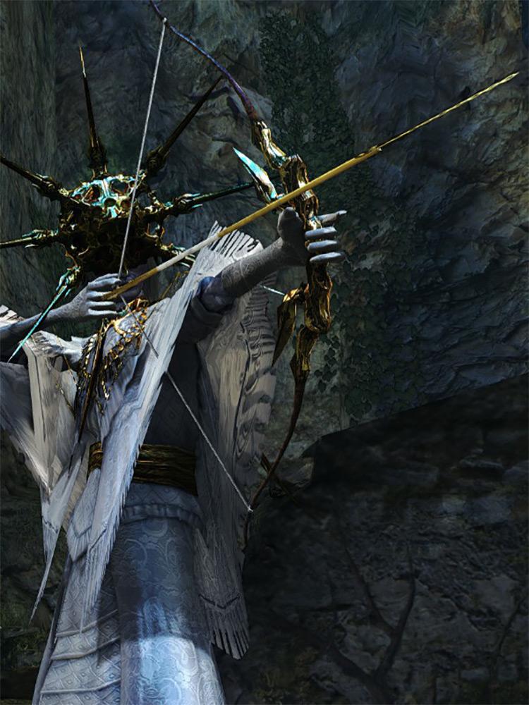 Darkmoon Bow Dark Souls Remastered