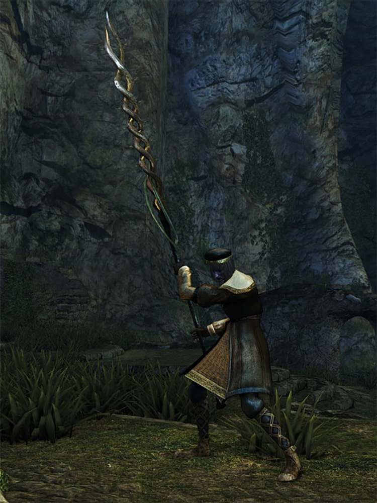 Moonlight Butterfly Horn in DS1 Remastered