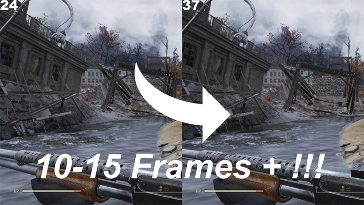 FPS and Performance Fix Mod for Fallout 76