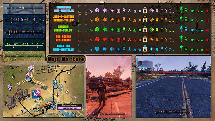 TZMap Fallout 76 Mod screenshot