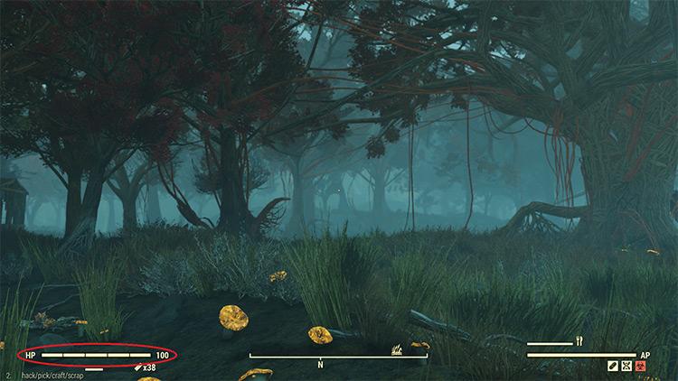 Improved Health Bars Fallout 76 Mod