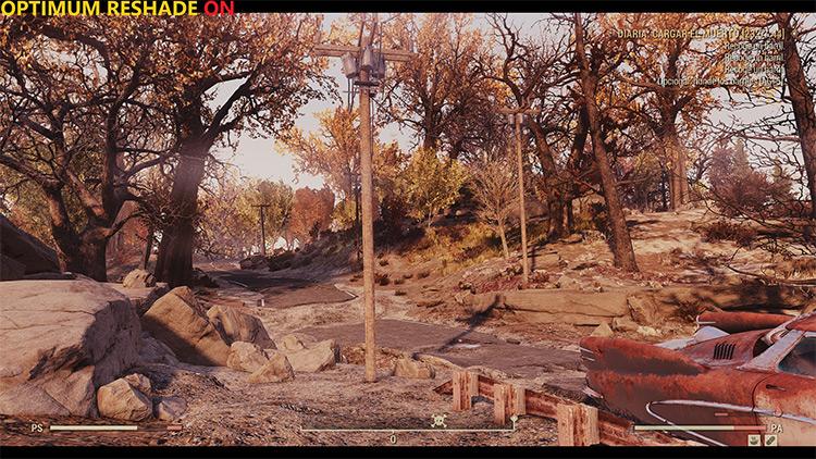 Optimum ReShade Mod for Fallout 76