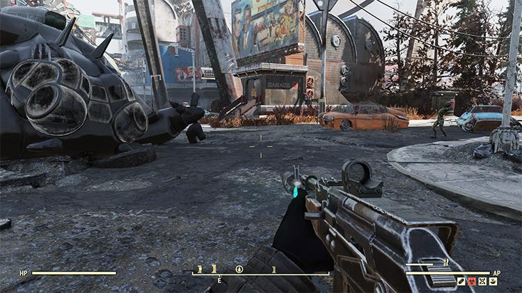 Lynx Suit Mod for Fallout 76