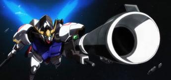 ASW G08 Gundam Barbatos in the anime