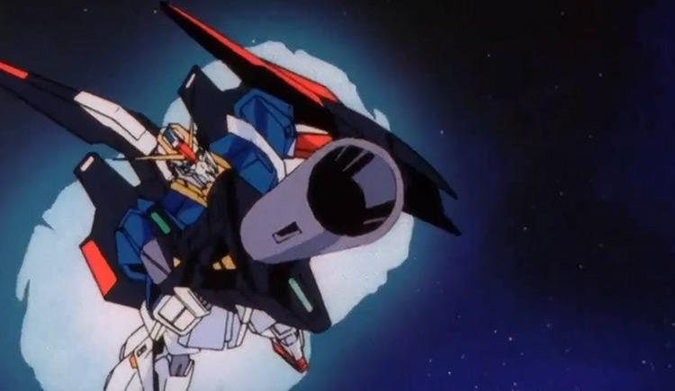 Mobile Suit Zeta Gundam: A New Translation anime