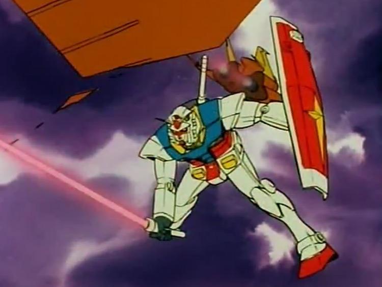 Mobile Suit Gundam (1979) anime screenshot