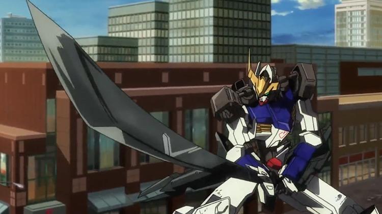Mobile Suit Gundam: Iron-Blooded Orphans screenshot
