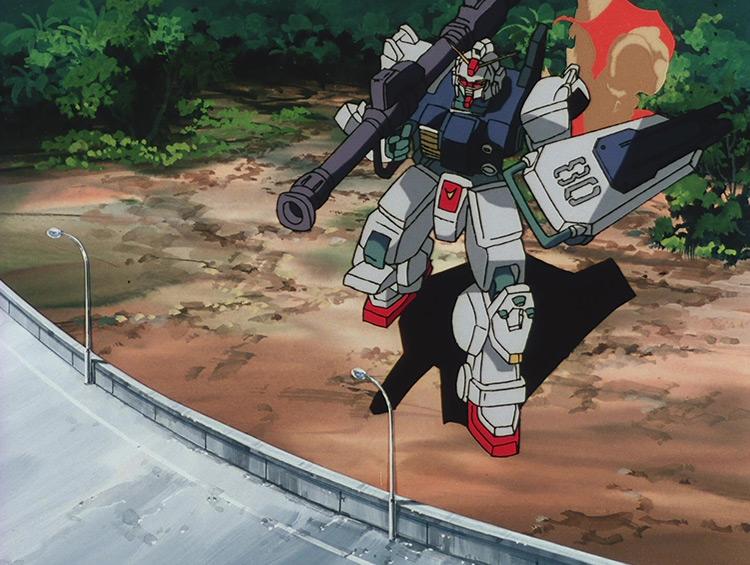 Mobile Suit Gundam: The 08th MS Team anime screenshot